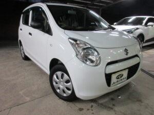 スズキ アルト F 平成22年2月 走行2,486キロ 車両金額 39万円