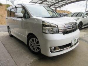 トヨタ ヴォクシー ZS G's 平成22年7月 走行88,390キロ 車両金額 108万円