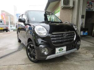 トヨタ ピクシスジョイ C-G SA3 平成31年3月 走行3万3,582キロ 車両金額108万円