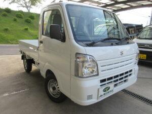 スズキ キャリィ KCエアコン・パワステ 4WD 令和3年4月 走行11キロ 車両金額98万円