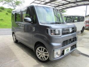 ダイハツ ウエイク L SA2 平成29年7月 走行距離 24,468キロ 車両金額 119万円