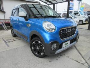 ダイハツ キャスト アクティバGプライムコレクション SA2 平成28年8月 走行距離45,610キロ 車両金額 93万円